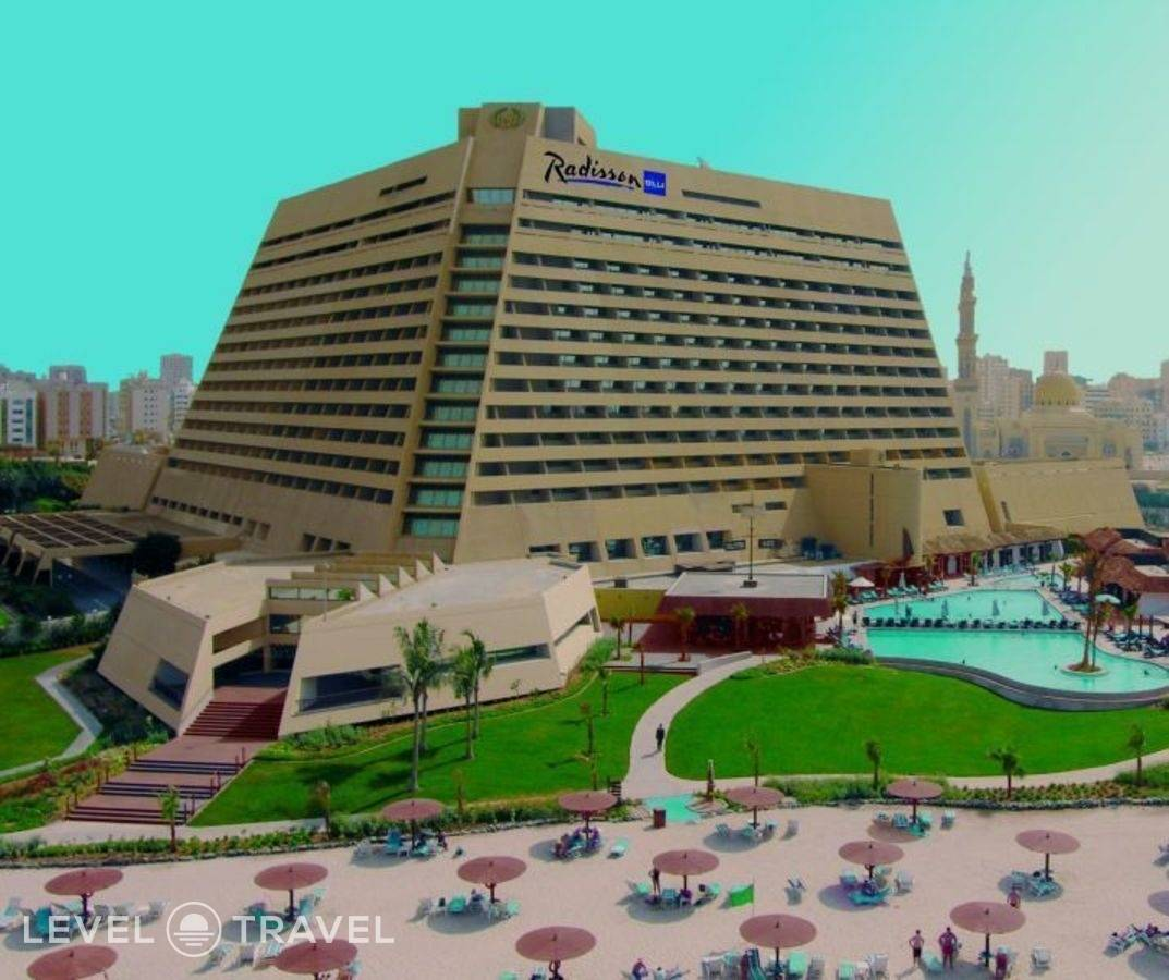 Тур в Radisson Blu Resort Sharjah, Шарджа
