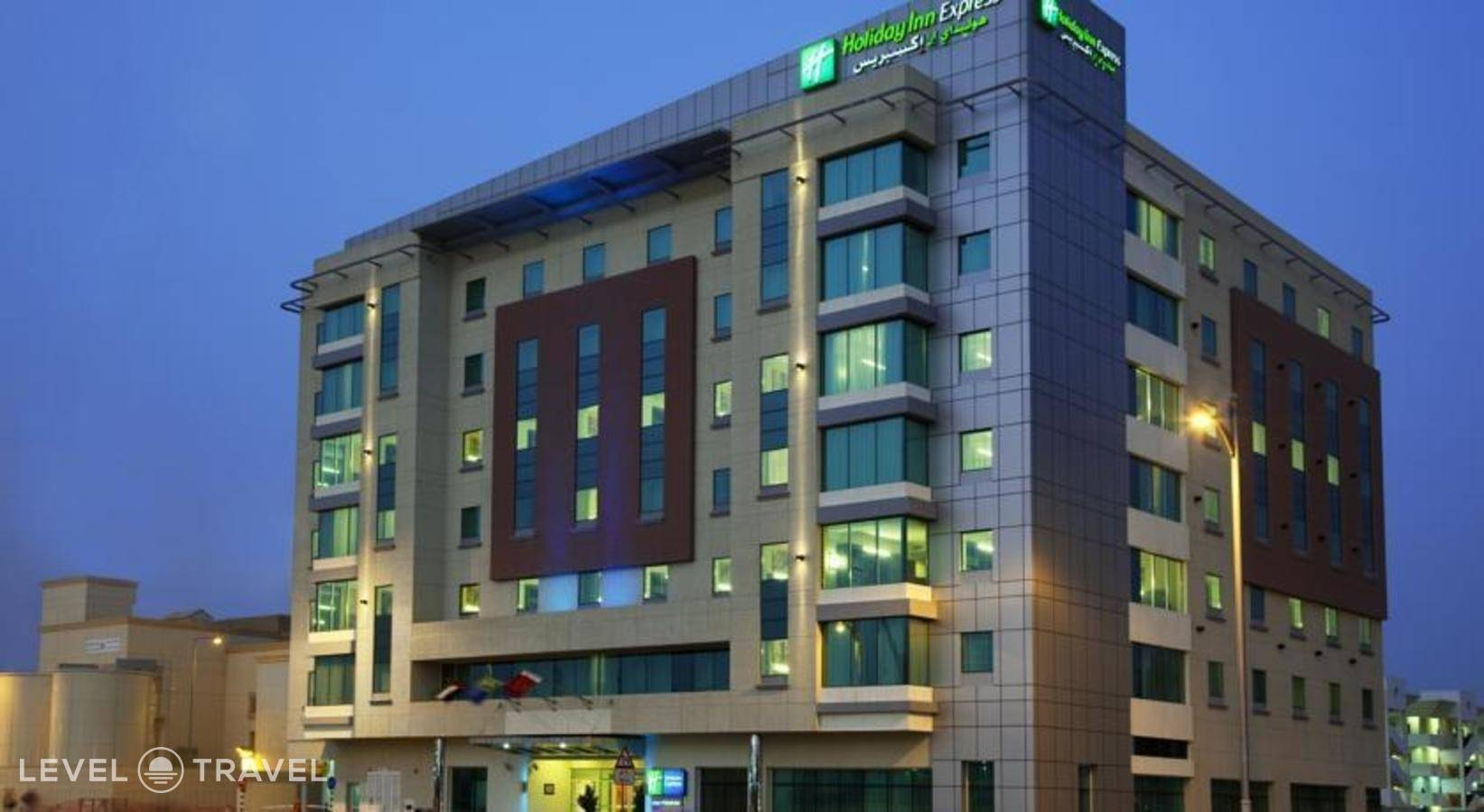 Тур в Holiday Inn Express Jumeirah, Дубаи город