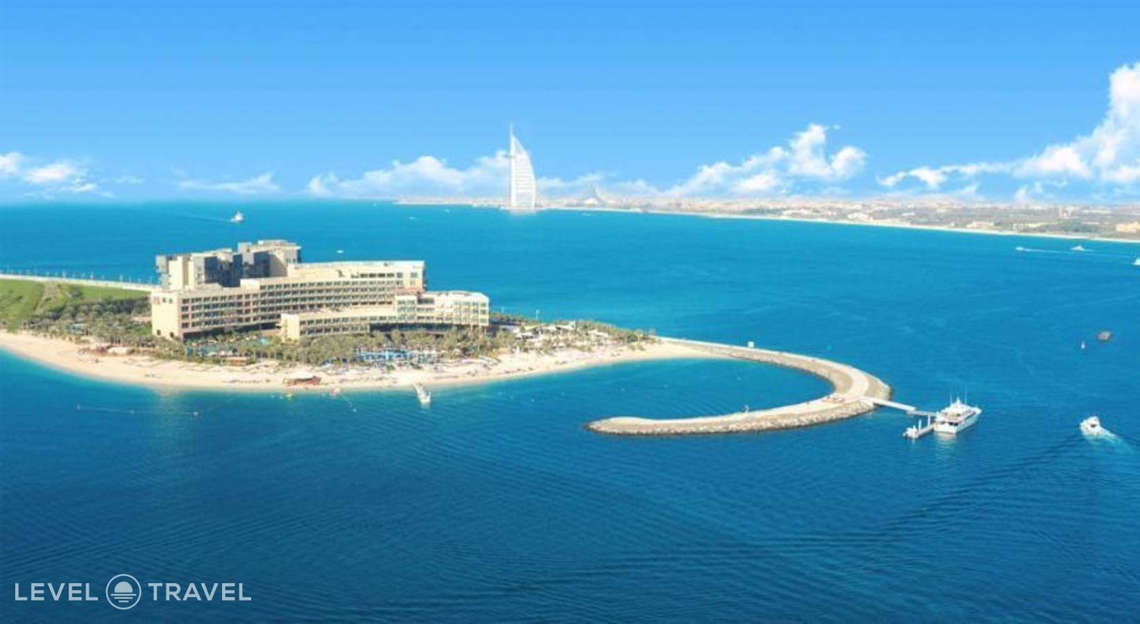 Тур в Rixos The Palm Dubai, Дубаи Пальма
