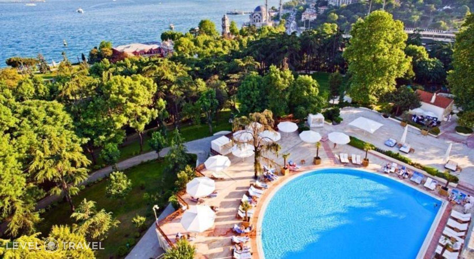 Тур в Swissotel The Bosphorus Hotel, Стамбул