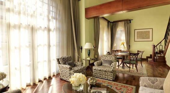 Four Seasons Hotel At Sultanahmet