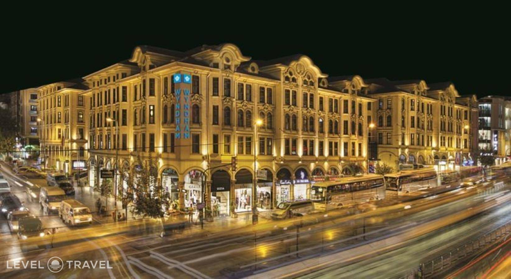 Тур в Wyndham Istanbul Old City Hotel (Ex. Crowne Plaza Old City), Стамбул