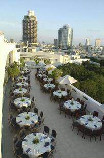 Atlas Cinema Hotel Tel Aviv