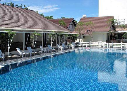 Pk Resort & Villas Jomtien Beach