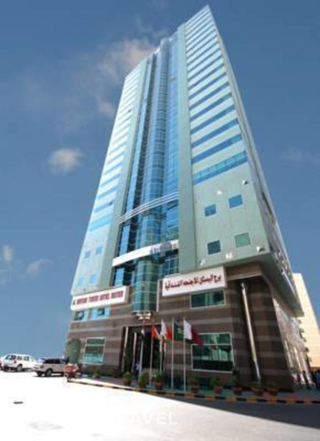 Тур в Al Bustan Tower Hotel Suites, Шарджа