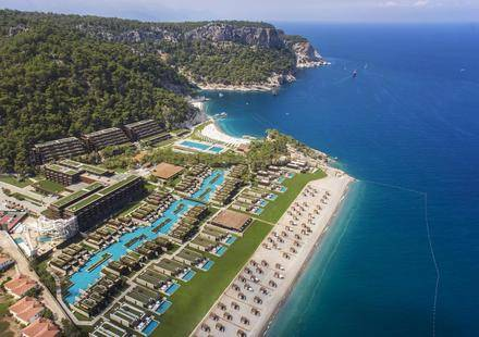 Maxx Royal Kemer Hotel (Ex. Voyage Kiris World)