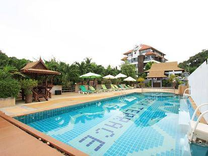 Days Inn Aonang By Wyndham (Ex. Beach Terrace Hotel)