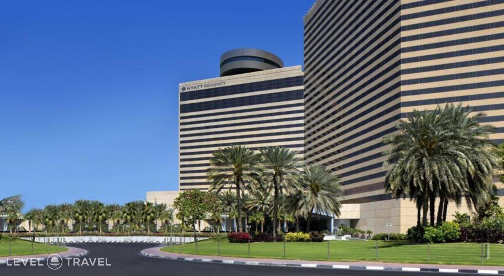 Тур в Hyatt Regency Dubai, Дубаи город