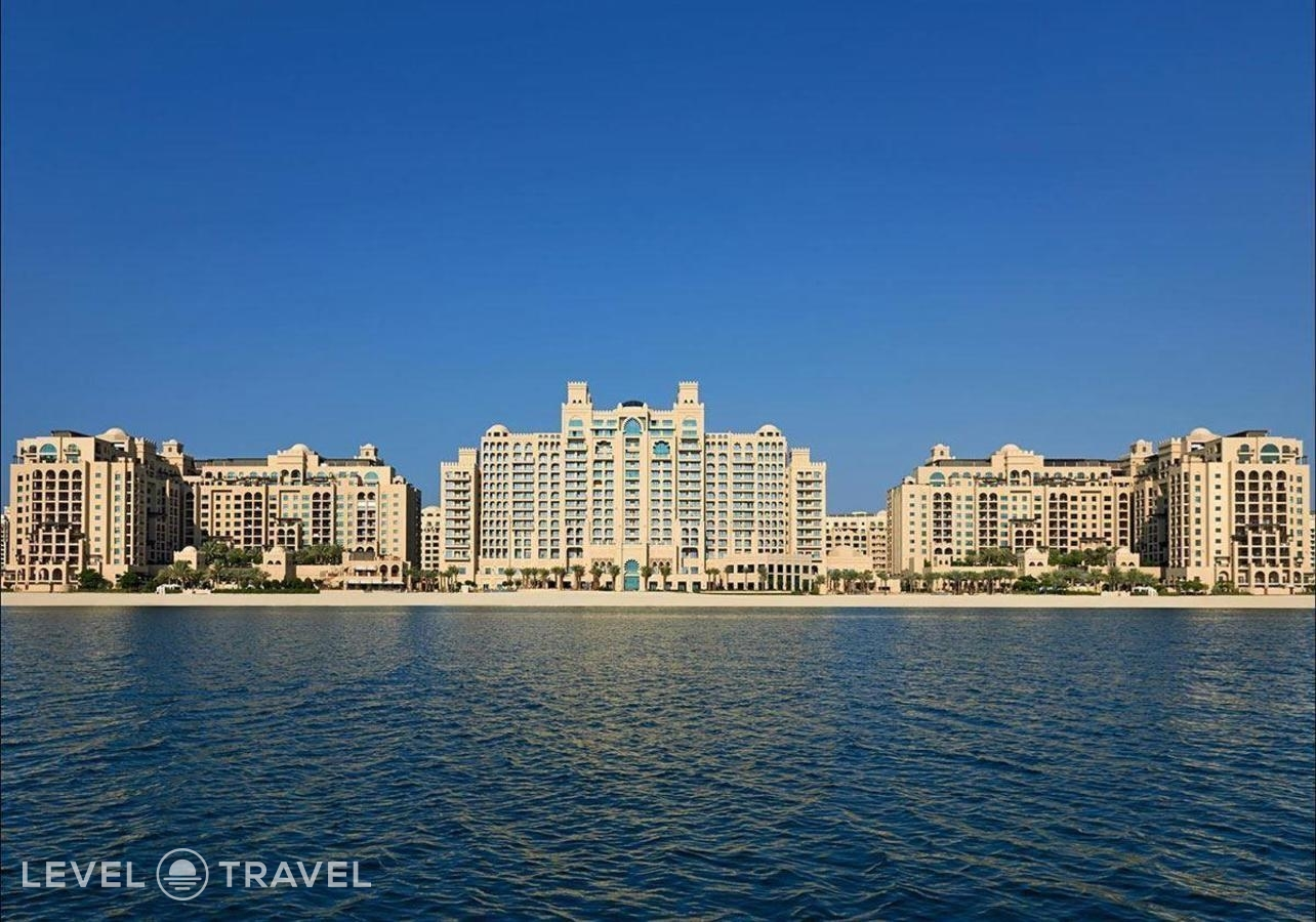 Тур в Fairmont The Palm, Дубаи Пальма