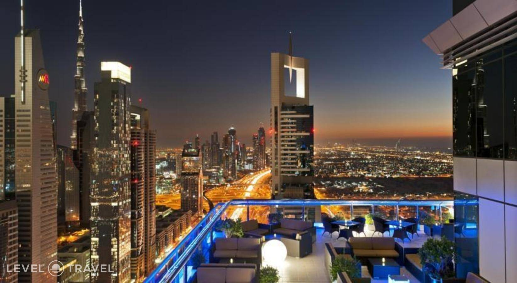 Тур в Sheraton Four Points Sheikh Zayed Road, Дубаи город