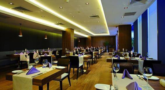 Crown Plaza Harbiye Hotel