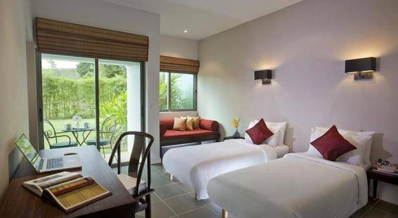 Thanyapura Retreat Hotel Phuket