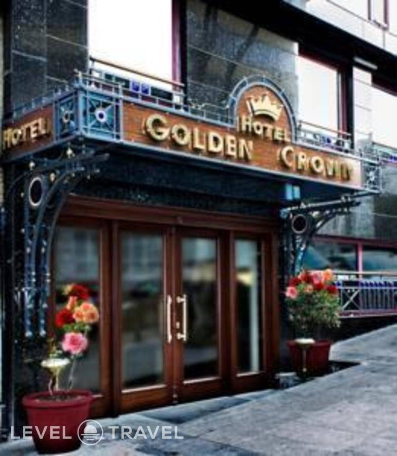 Тур в Golden Crown Hotel, Стамбул