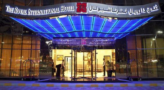 The Royal International Hotel Abu Dhabi