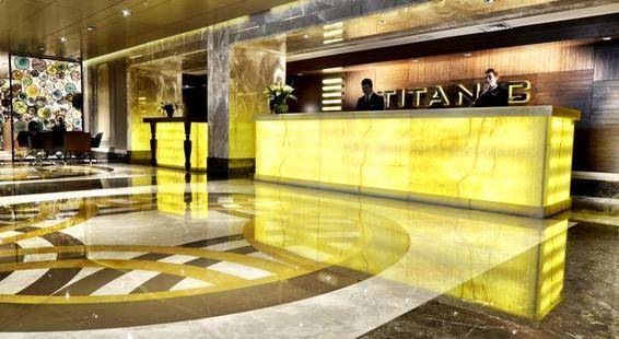 Titanic Business Golden Horn (Ex. Titanic Business Bayrampasa Hotel)
