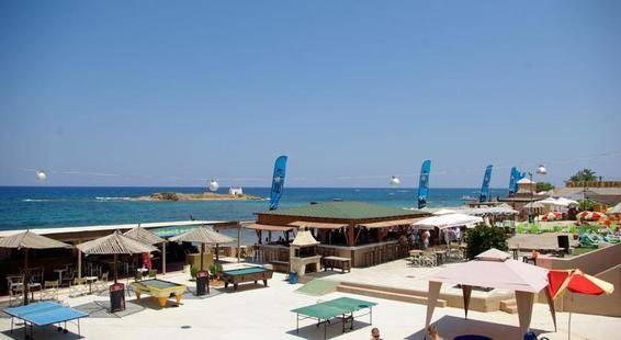 Malia Resort Beach