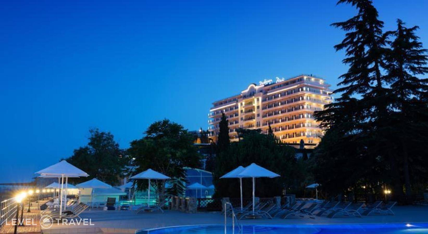 Тур в Riviera Sunrise Resort & Spa (Ex. Radisson Resort & Spa), Алушта