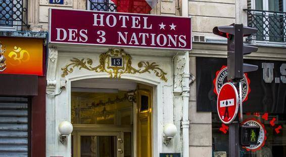 Des 3 Nations Hotel