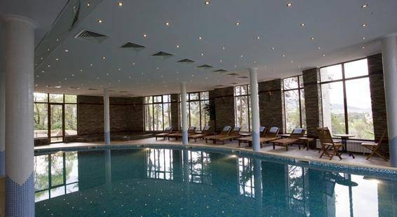 Spa Club Bor Hotel