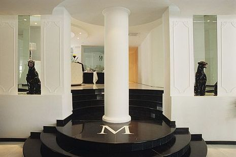 M Glamour Hotel