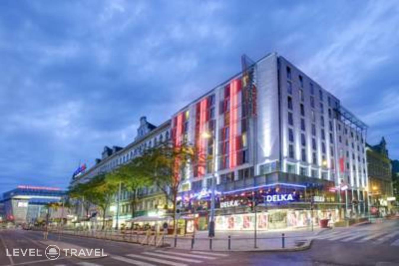 Тур в Intercity Hotel Vienna, Вена