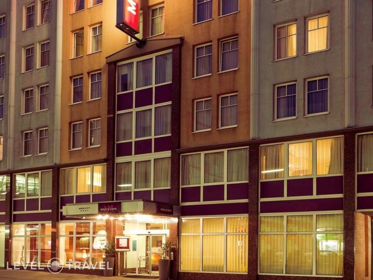 Тур в Mercure Wien City Hotel, Вена