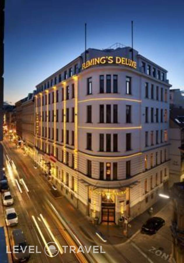 Тур в Flemings Deluxe Hotel Wien City, Вена