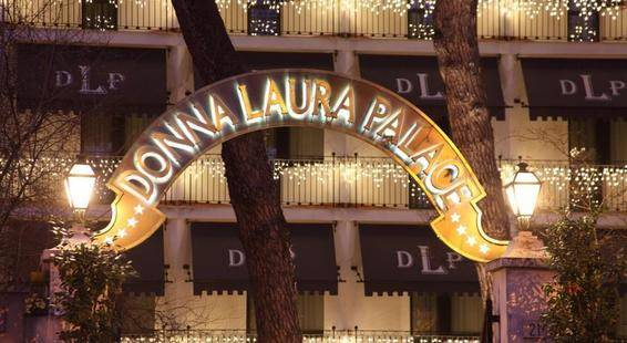 Donna Laura Palace Hotel