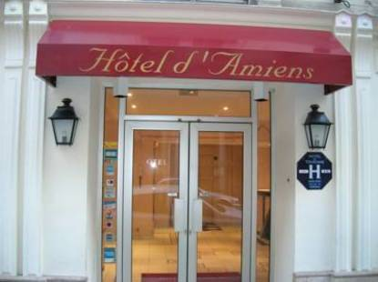 D'Amiens Hotel