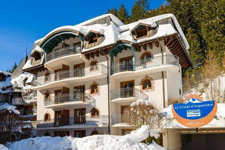 Residence Le Cristal D Argentiere