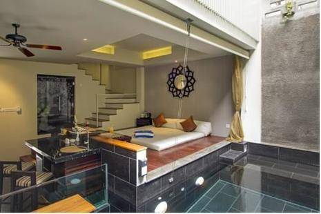 18 Suite Villa Loft At Kuta