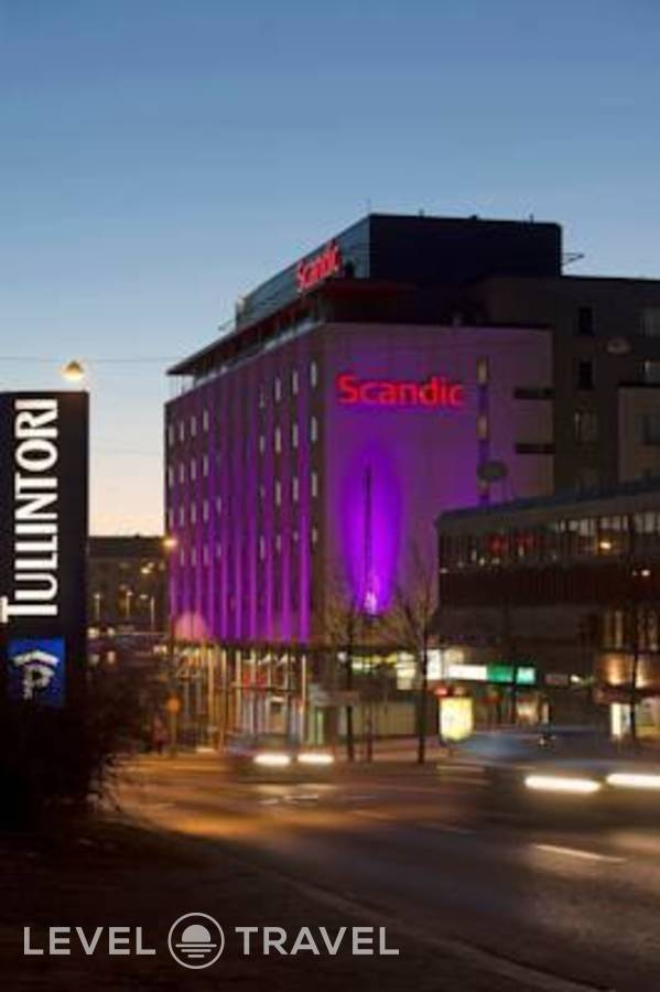 Тур в Scandic Tampere Station, Тампере
