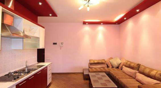 Furnished One Bedroom For Rent In Yerevan