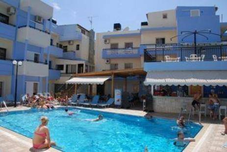 Sunshine Malia Apartments