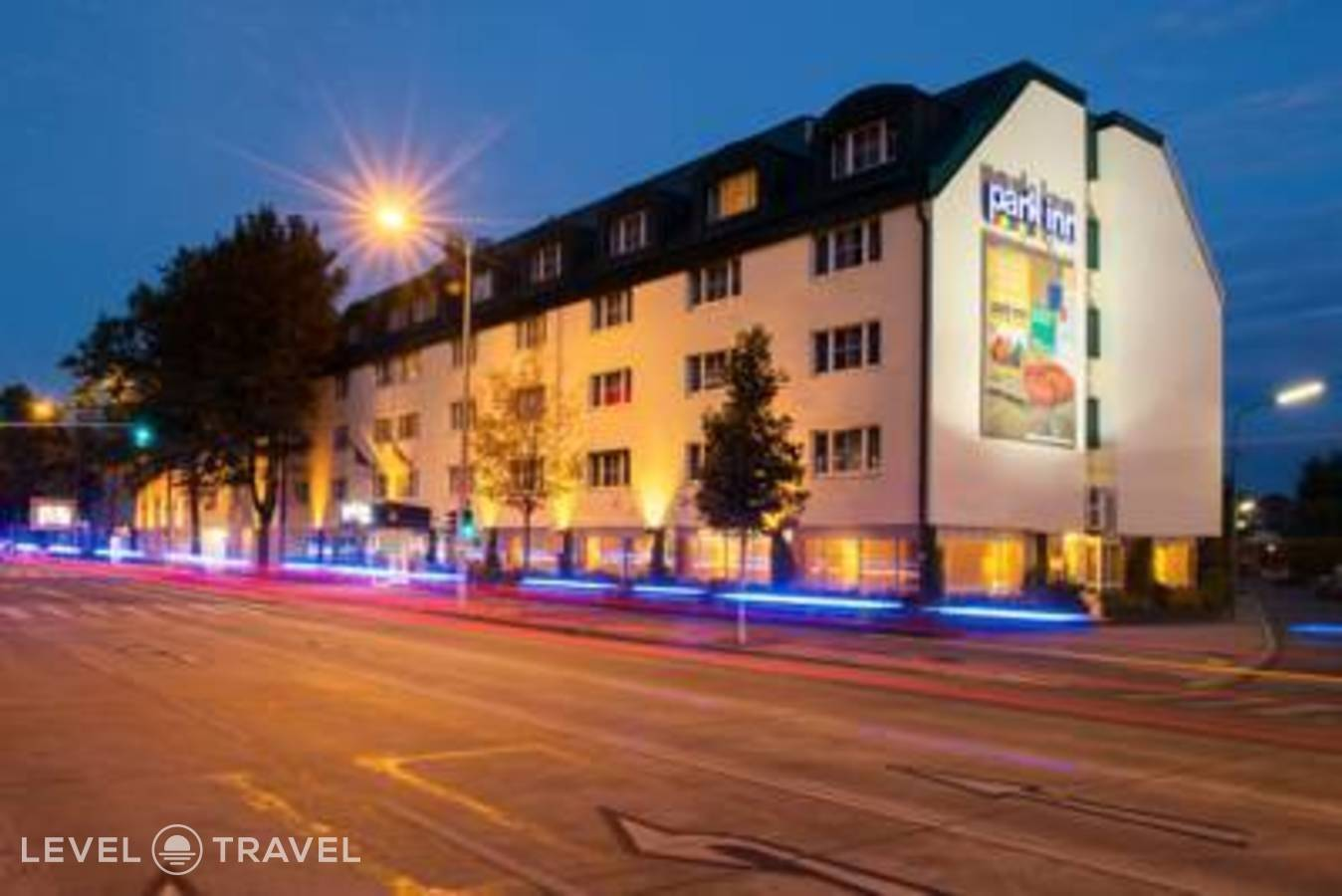Тур в Park Inn By Radisson Uno City Vienna, Вена