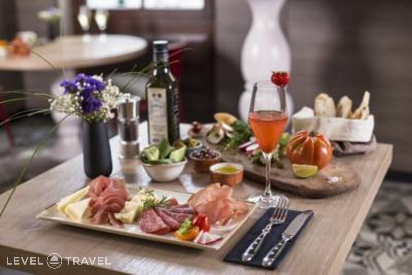 Тур в Mercure Vienna First, Вена